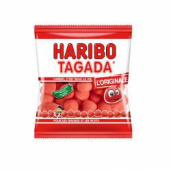 Sachet Haribo Fraises Tagada