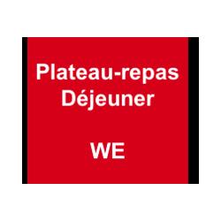 Plateau-Repas - Déjeuner WE