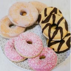 Donut Fraise Columbus